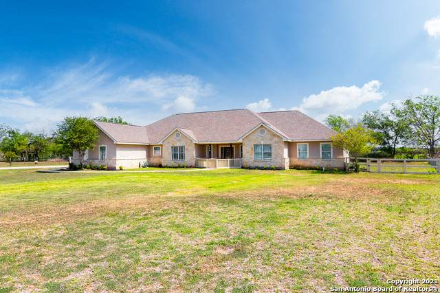314 Private Road 4703, Castroville, TX 78009 (MLS #1517985) :: The Lugo Group