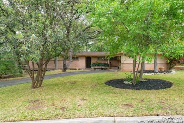 2734 Castanet St, San Antonio, TX 78230 (MLS #1518074) :: The Lugo Group