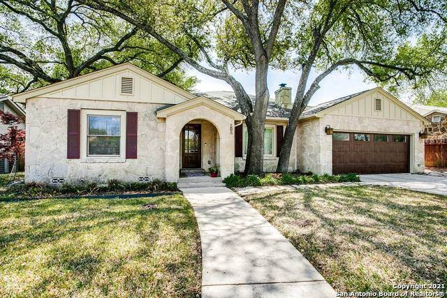 208 E Nottingham Dr, San Antonio, TX 78209 (MLS #1518075) :: The Lopez Group