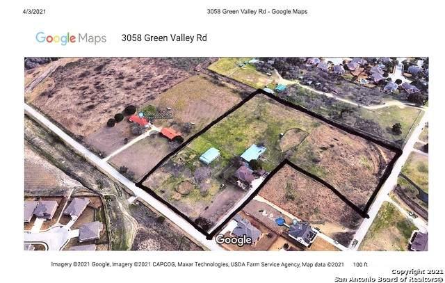 3058 Green Valley Rd, Cibolo, TX 78108 (MLS #1518215) :: The Lopez Group