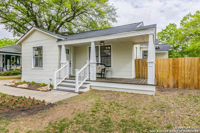 351 W Hermine Blvd, San Antonio, TX 78212 (MLS #1518624) :: The Glover Homes & Land Group
