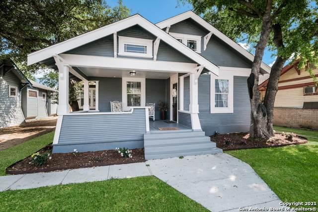 332 Wilkens Ave, San Antonio, TX 78210 (MLS #1518987) :: The Lugo Group