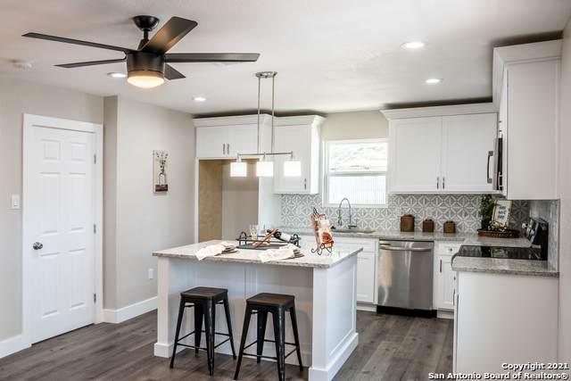 827 Gillespie St, San Antonio, TX 78212 (MLS #1519004) :: Alexis Weigand Real Estate Group