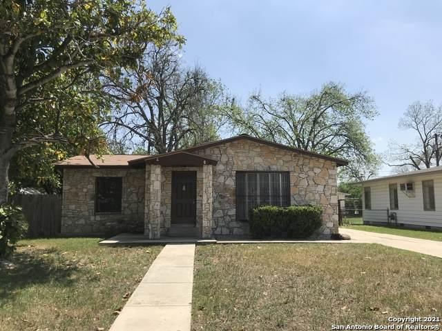 346 Hub Ave, San Antonio, TX 78220 (MLS #1519019) :: Vivid Realty