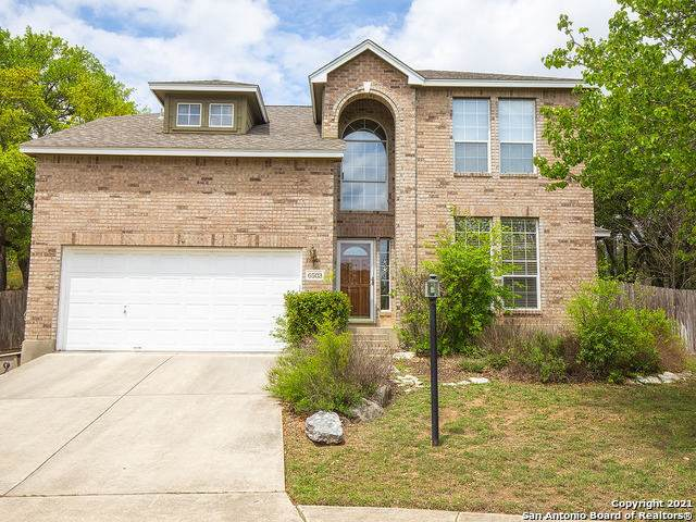 6503 Hill Creek Dr, San Antonio, TX 78256 (MLS #1519027) :: Santos and Sandberg