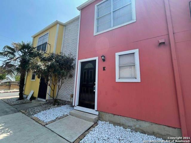 911 Vance Jackson Rd K, San Antonio, TX 78201 (MLS #1519203) :: Carter Fine Homes - Keller Williams Heritage