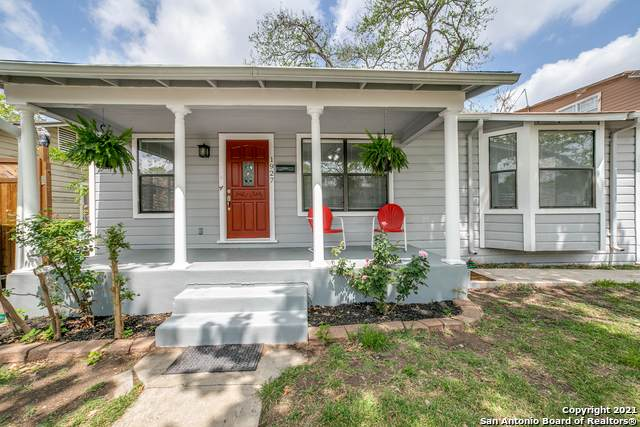 1927 Mckinley Ave, San Antonio, TX 78210 (MLS #1519441) :: The Glover Homes & Land Group