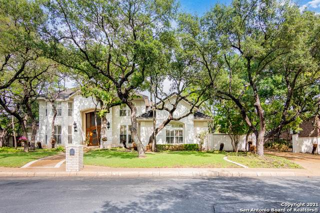 10 Regency Row Dr, San Antonio, TX 78248 (MLS #1519950) :: Vivid Realty