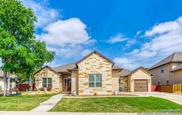 3723 Coggeshall Ln, San Antonio, TX 78257 (MLS #1519960) :: The Gradiz Group