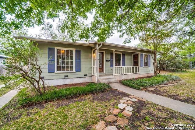 312 Devonshire Dr, San Antonio, TX 78209 (MLS #1520292) :: The Real Estate Jesus Team