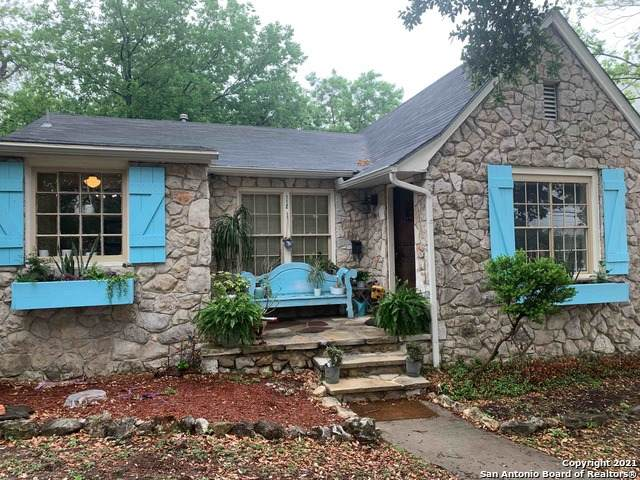 112 E Sunset Rd, San Antonio, TX 78209 (MLS #1520447) :: Keller Williams Heritage