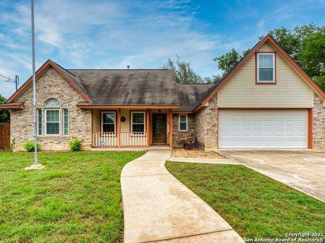 604 Gloria Ave, New Braunfels, TX 78130 (MLS #1521299) :: The Real Estate Jesus Team