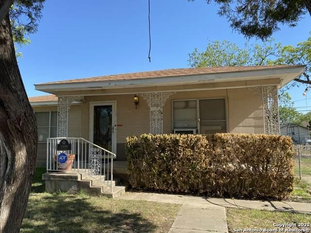 1009 Fenfield Ave, San Antonio, TX 78211 (MLS #1521370) :: BHGRE HomeCity San Antonio