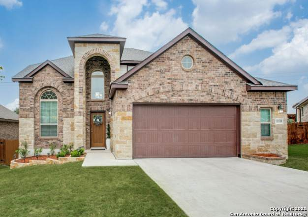 11538 Escancena Ln, San Antonio, TX 78253 (MLS #1521651) :: The Castillo Group