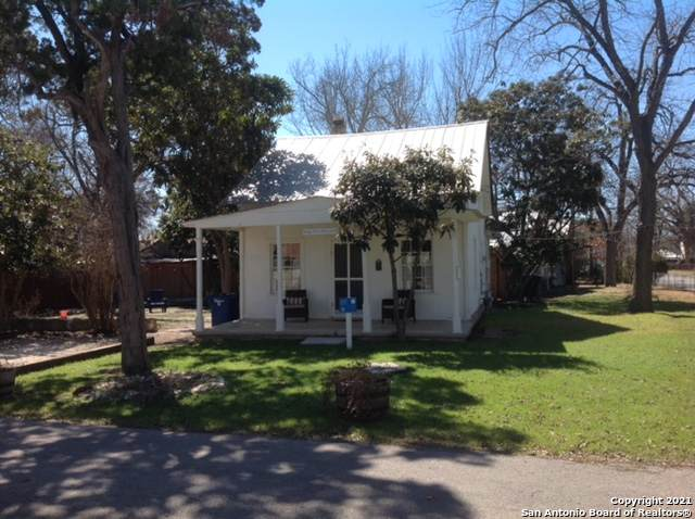 475 Butcher St, New Braunfels, TX 78130 (MLS #1522009) :: The Curtis Team