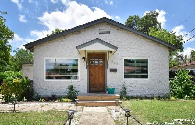 234 Bank, San Antonio, TX 78204 (MLS #1522113) :: Keller Williams Heritage