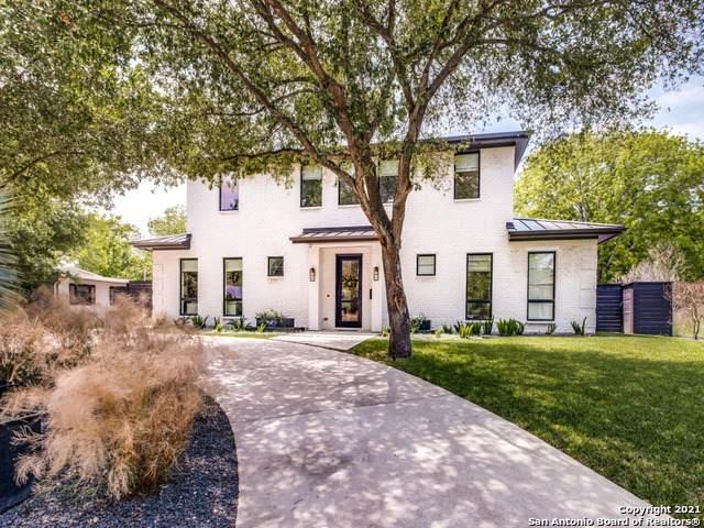 816 Canterbury Hill, San Antonio, TX 78209 (MLS #1522529) :: The Mullen Group | RE/MAX Access