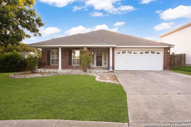 903 Cougar Country, San Antonio, TX 78251 (MLS #1523518) :: Beth Ann Falcon Real Estate