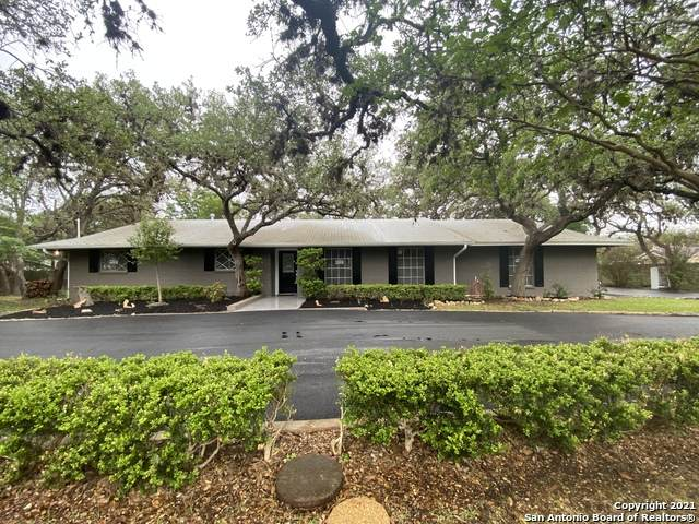 132 Wagon Trail Rd, Shavano Park, TX 78231 (MLS #1523600) :: The Real Estate Jesus Team