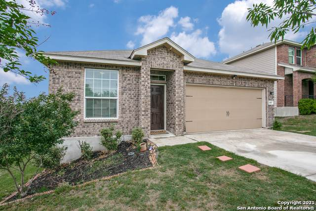 4007 Adair Bluff, San Antonio, TX 78223 (MLS #1523648) :: BHGRE HomeCity San Antonio