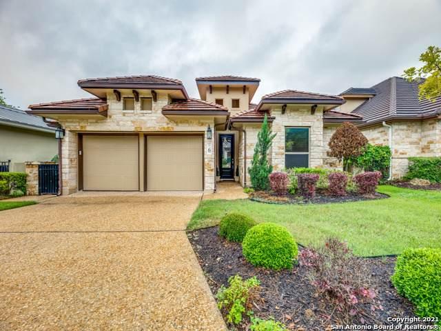 6 Liser Glen, San Antonio, TX 78257 (MLS #1523720) :: Carter Fine Homes - Keller Williams Heritage