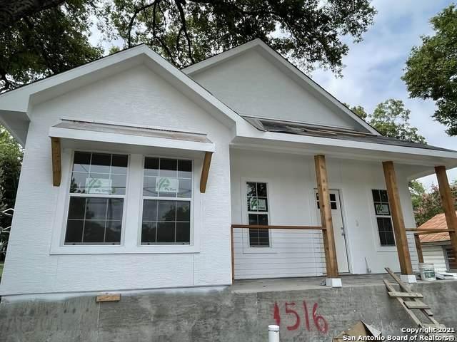 1516 Avant Ave, San Antonio, TX 78210 (MLS #1523827) :: Green Residential