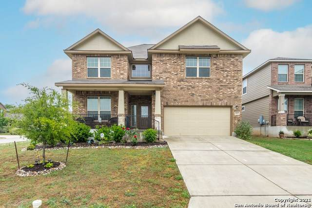 2907 Nicholas Cove, New Braunfels, TX 78130 (MLS #1523871) :: The Gradiz Group