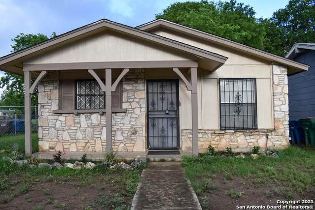 806 Green Park St, San Antonio, TX 78227 (MLS #1524073) :: Keller Williams Heritage