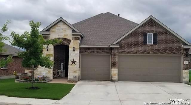 1022 Ranch Falls, San Antonio, TX 78245 (#1524074) :: The Perry Henderson Group at Berkshire Hathaway Texas Realty