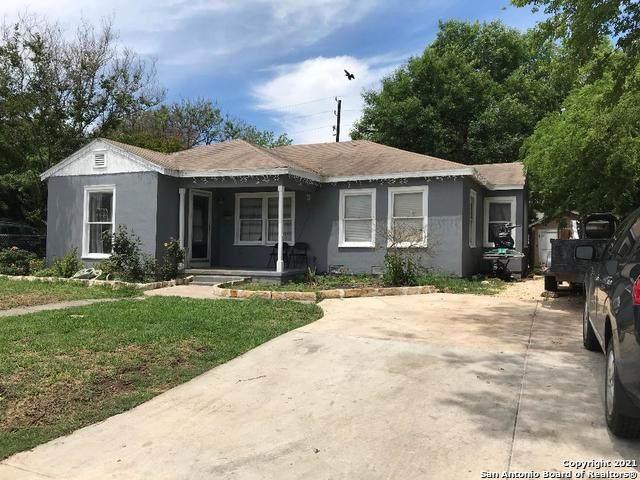 2419 W Mistletoe Ave, San Antonio, TX 78228 (MLS #1524123) :: 2Halls Property Team | Berkshire Hathaway HomeServices PenFed Realty