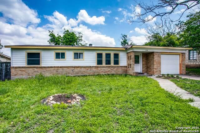 210 Williamsburg Pl, San Antonio, TX 78201 (#1524226) :: The Perry Henderson Group at Berkshire Hathaway Texas Realty