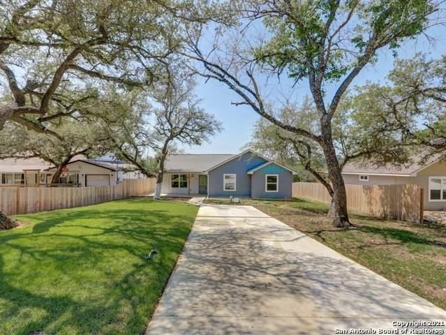 222 Lighthouse, Canyon Lake, TX 78133 (MLS #1524553) :: Keller Williams Heritage