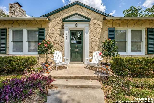 125 Lovera Blvd, San Antonio, TX 78209 (MLS #1524753) :: The Castillo Group