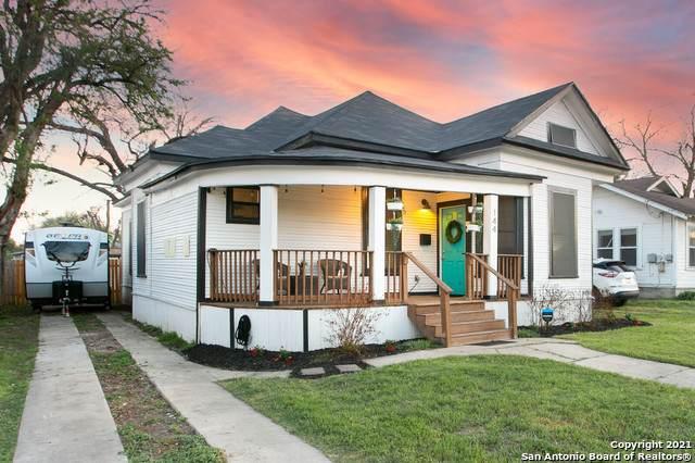 144 Ward Ave, San Antonio, TX 78223 (MLS #1525559) :: The Rise Property Group