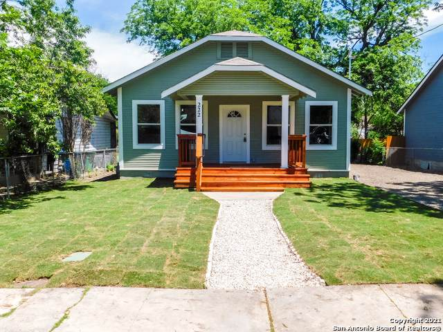 222 Saint Charles, San Antonio, TX 78202 (MLS #1525563) :: Beth Ann Falcon Real Estate