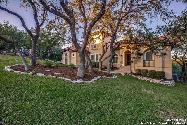 14543 Contour Pl, Helotes, TX 78023 (MLS #1525689) :: Beth Ann Falcon Real Estate