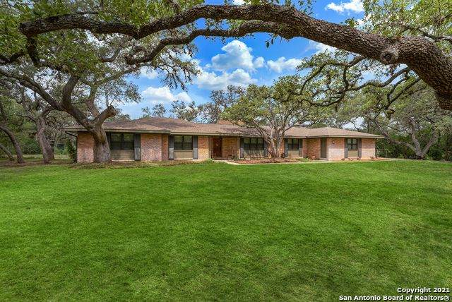 416 Cliffside Dr, Shavano Park, TX 78231 (#1525781) :: The Perry Henderson Group at Berkshire Hathaway Texas Realty