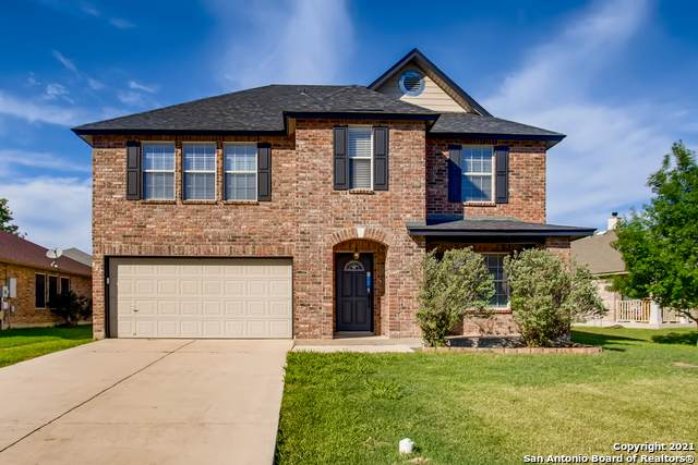 822 Tracys Crossing, New Braunfels, TX 78130 (MLS #1525789) :: BHGRE HomeCity San Antonio