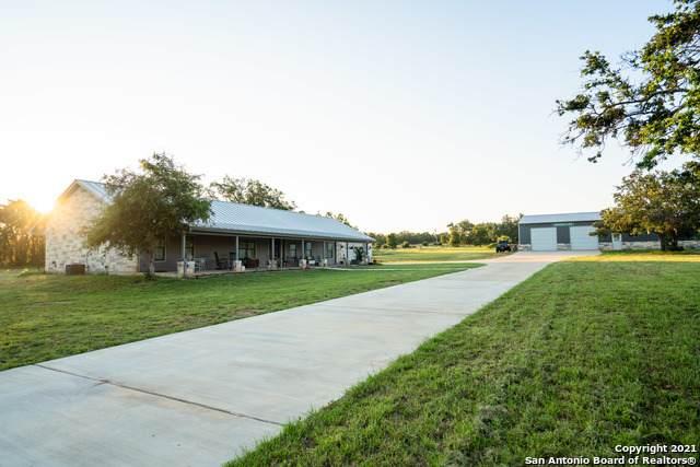 129 Comanche Ridge, Round Mountain, TX 78663 (MLS #1526765) :: The Mullen Group | RE/MAX Access
