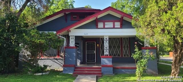 1624 Kentucky Ave, San Antonio, TX 78201 (MLS #1526944) :: The Gradiz Group