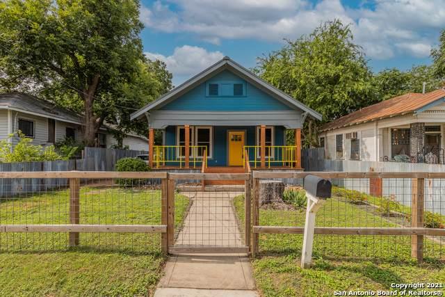 1320 Hays St, San Antonio, TX 78202 (MLS #1527023) :: The Lopez Group