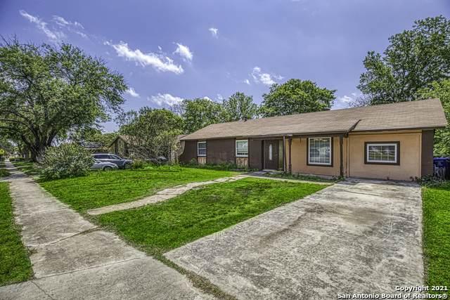 12014 El Sendero St, San Antonio, TX 78233 (MLS #1527110) :: Concierge Realty of SA