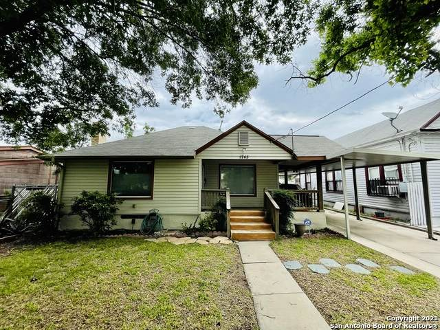 1743 W Huisache Ave, San Antonio, TX 78201 (MLS #1527459) :: The Rise Property Group