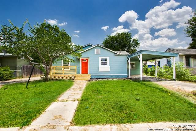 1718 W Winnipeg Ave, San Antonio, TX 78225 (MLS #1527687) :: The Real Estate Jesus Team