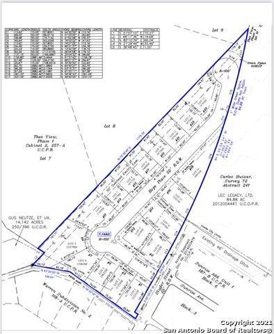 14 Hope Place Lot#16, Uvalde, TX 78801 (#1533284) :: The Perry Henderson Group at Berkshire Hathaway Texas Realty