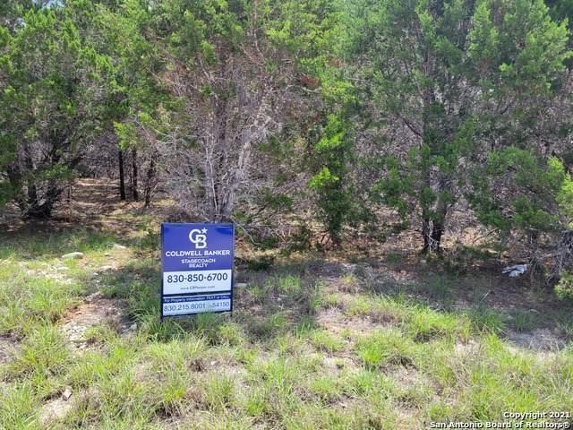 LOT 22 Canyon Dr, Bandera, TX 78003 (MLS #1533317) :: Beth Ann Falcon Real Estate