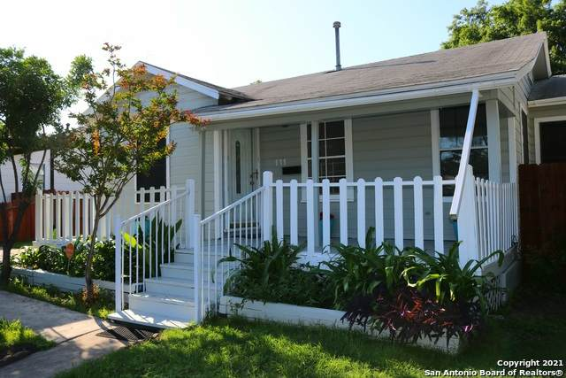 111 Bradford Ave, San Antonio, TX 78228 (MLS #1533403) :: 2Halls Property Team | Berkshire Hathaway HomeServices PenFed Realty