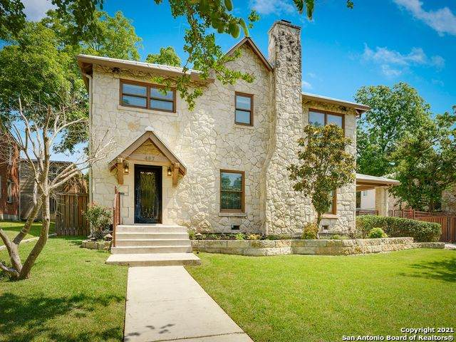 427 Thelma Dr, San Antonio, TX 78212 (MLS #1533659) :: The Glover Homes & Land Group