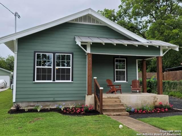 611 Sandmeyer St, San Antonio, TX 78208 (MLS #1533678) :: Bexar Team