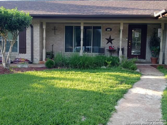 605 Rocklyn Dr, Windcrest, TX 78239 (MLS #1533728) :: Concierge Realty of SA